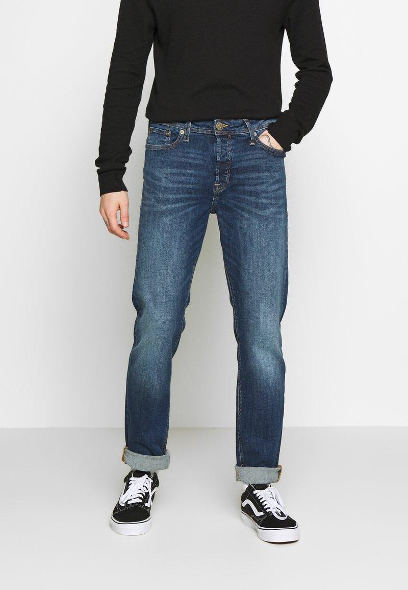 Jack & Jones - JJITIM JJORIGINAL - Jeans straight leg - blue denim