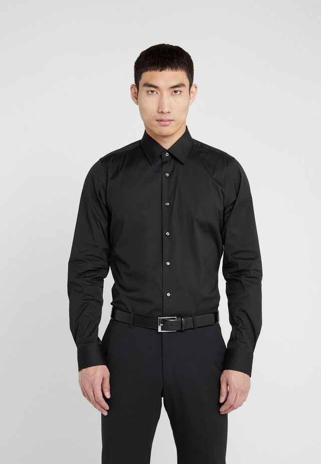 PIERCE SLIM FIT - Camicia elegante - black
