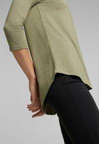 Esprit - Long sleeved top - light khaki - 3