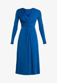 Escada - DAHLIAS - Jersey dress - patchouli blue - 5