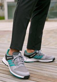 adidas Golf - EQT SPKL - Golfschoenen - grey four/sub green/core black - 4