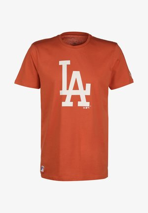 LOS ANGELES DODGERS SEASONAL TEAM  - Print T-shirt - los angeles dodgers frn