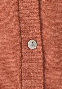 Noa Noa - ESSENTIAL - Cardigan - copper brown - 6
