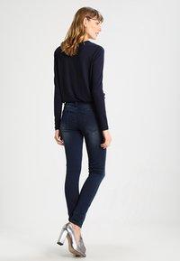 Kaffe - GRACE  - Slim fit jeans - deep well denim - 3