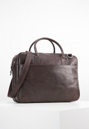 EXPLORER - Briefcase - dark brown