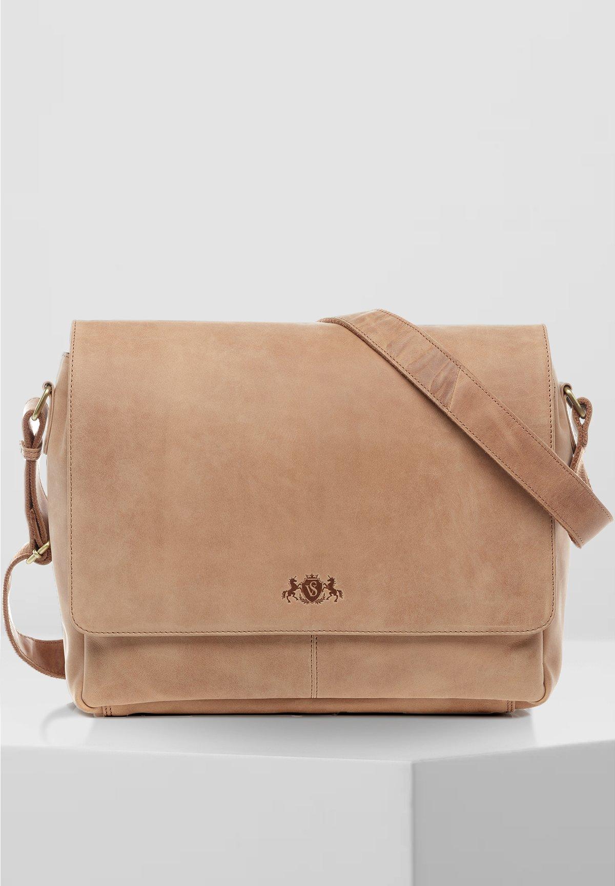 Herren MESSENGER BAG - SPENCER - Notebooktasche