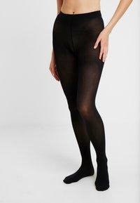 Swedish Stockings - OLIVIA PREMIUM 60 DEN - Tights - black - 0