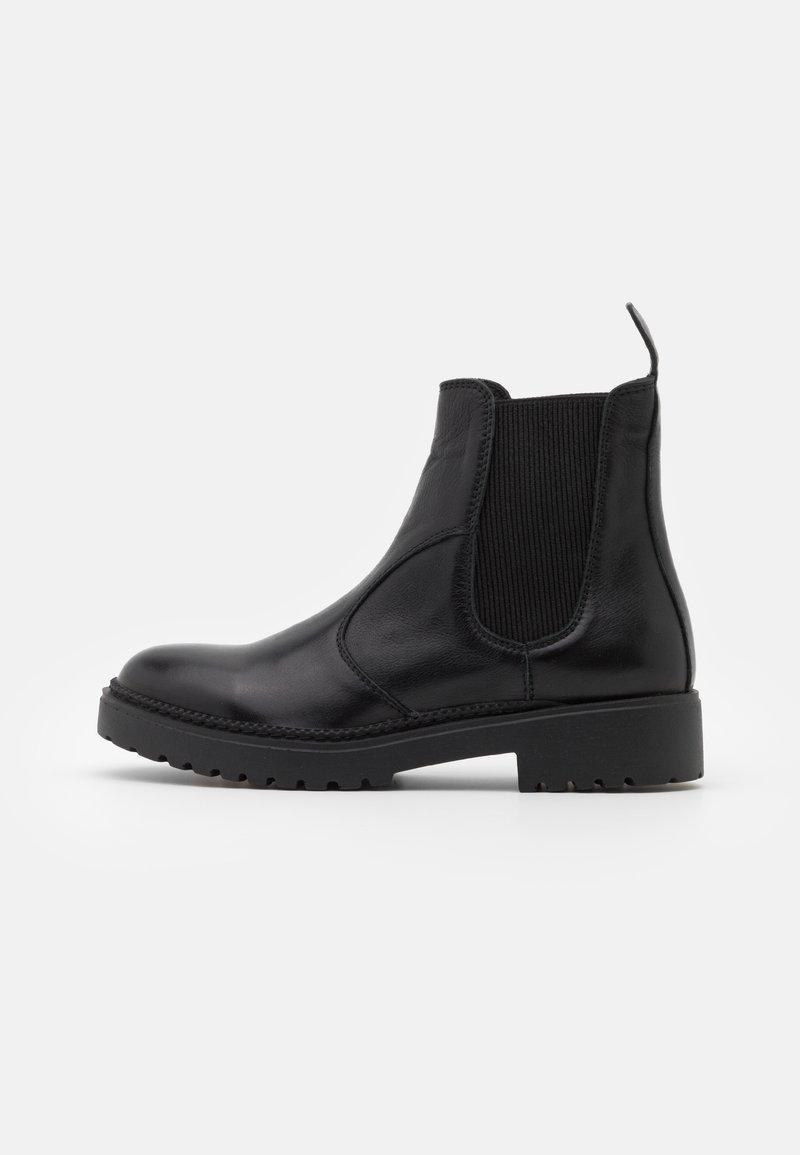 Lazamani - Classic ankle boots - black