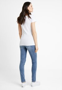 Supermom - DAMAGED - Jeans Skinny Fit - blue denim - 2