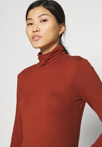 Anna Field - Long sleeved top - dark red - 4