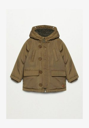JORDAN - Winter coat - khaki