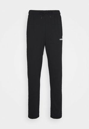 ESSENTIALS SPORTS REGULAR PANTS - Pantalon de survêtement - black