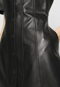 Proenza Schouler White Label - DRESS - Shirt dress - black - 6