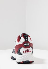 New Balance - Sneakers laag - outerspace/scarlet - 3
