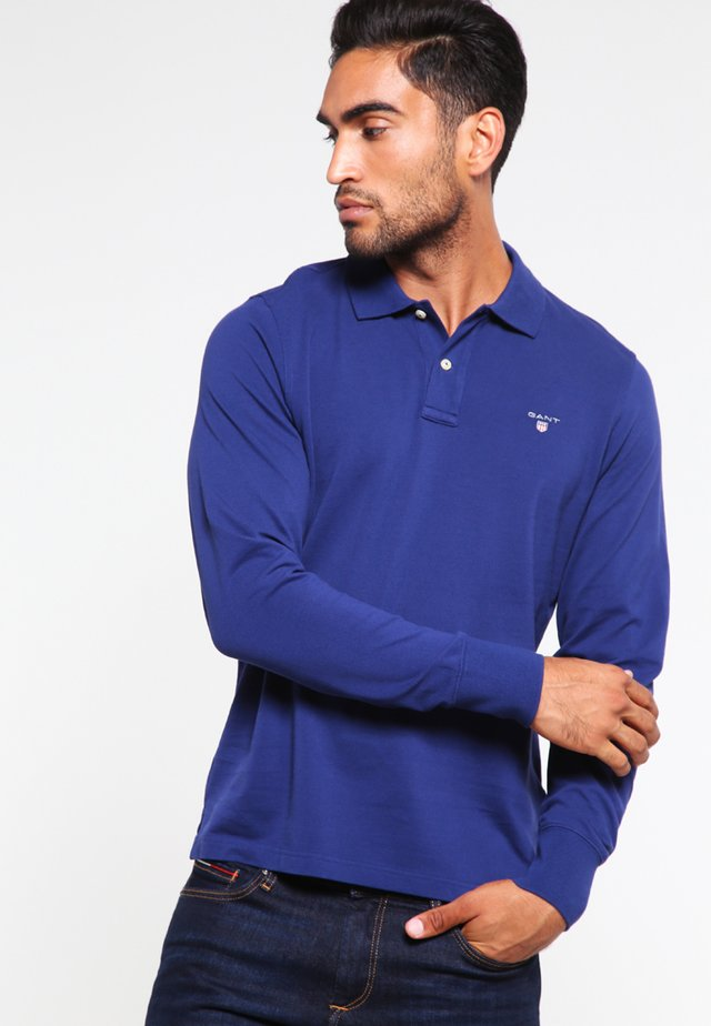 THE ORIGINAL RUGGER - Poloshirt - persian blue