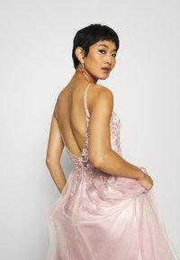Luxuar Fashion - Vestido de fiesta - pink light - 3