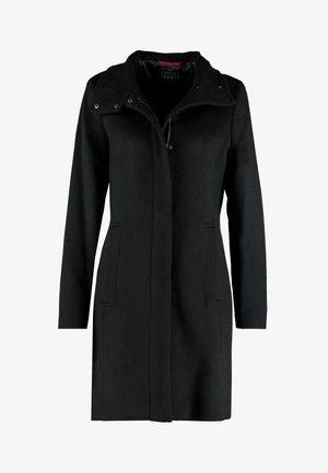FEMININE COAT - Classic coat - black