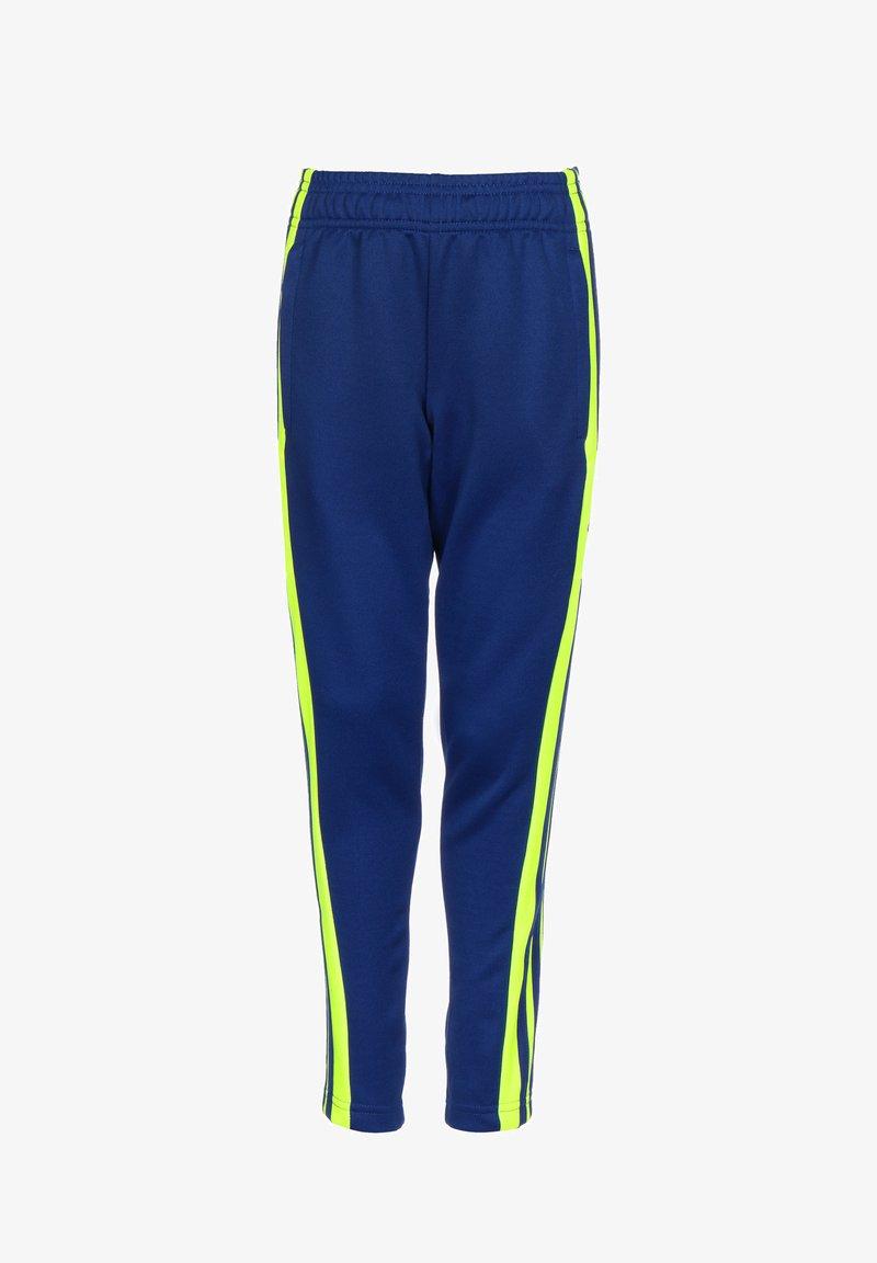 adidas Performance - Pantalones deportivos - blue, yellow