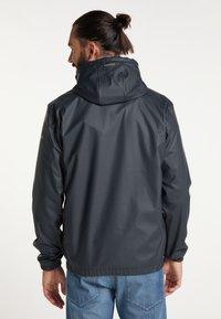 Schmuddelwedda - REGEN - Waterproof jacket - dunkelmarine - 2