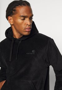 Carhartt WIP - HOODED UNITED SCRIPT  - Sweat à capuche - black - 4