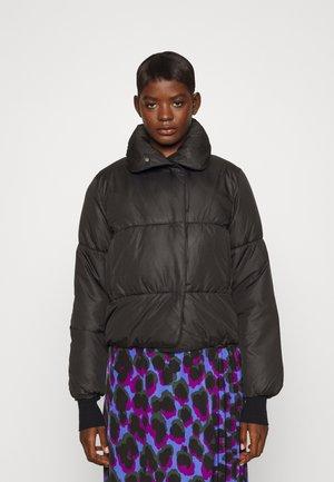 URBAN ADVENTURE JACKET - Winter jacket - black