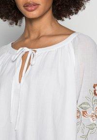Esprit - BLOUSE - Blouse - white - 4