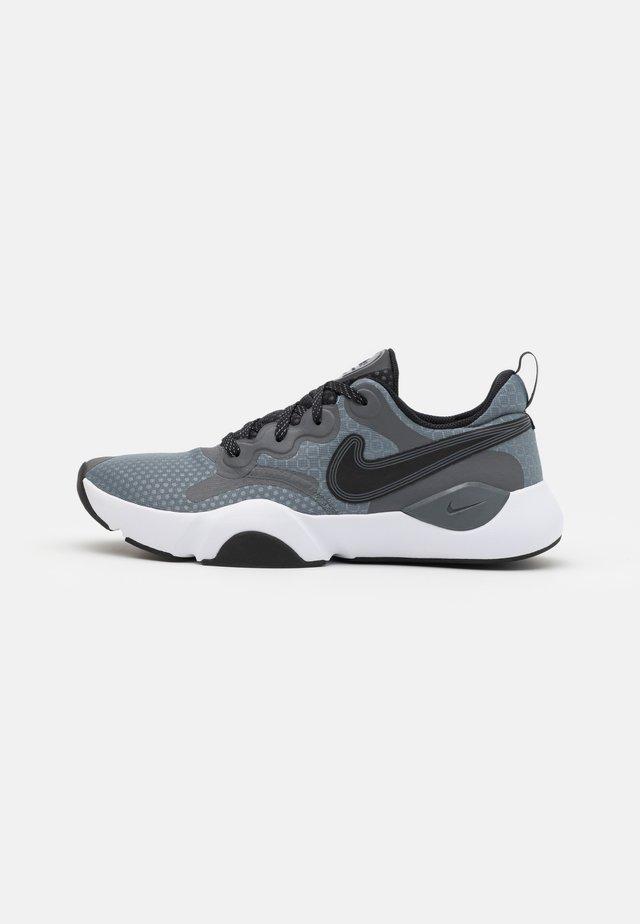 SPEEDREP - Chaussures d'entraînement et de fitness - cool grey/black/dark grey/white