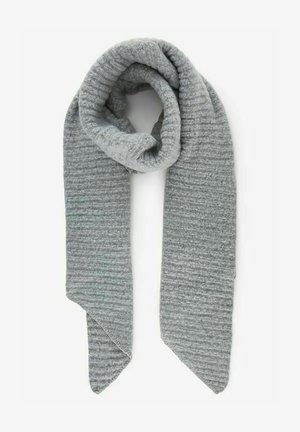 Sjaal - light grey melange