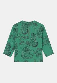 Mini Rodini - TIGERS GRANDPA UNISEX - Long sleeved top - green - 1