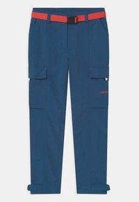 Icepeak - LEMMON UNISEX - Outdoor trousers - navy blue - 0