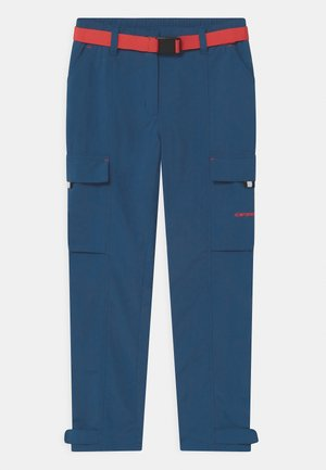 LEMMON UNISEX - Outdoor trousers - navy blue