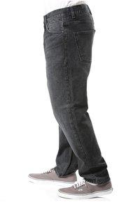 Carhartt WIP - Straight leg jeans - black - 2