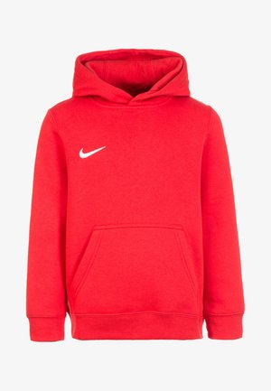 CLUB19 FLEECE TM - Hoodie - university red/white