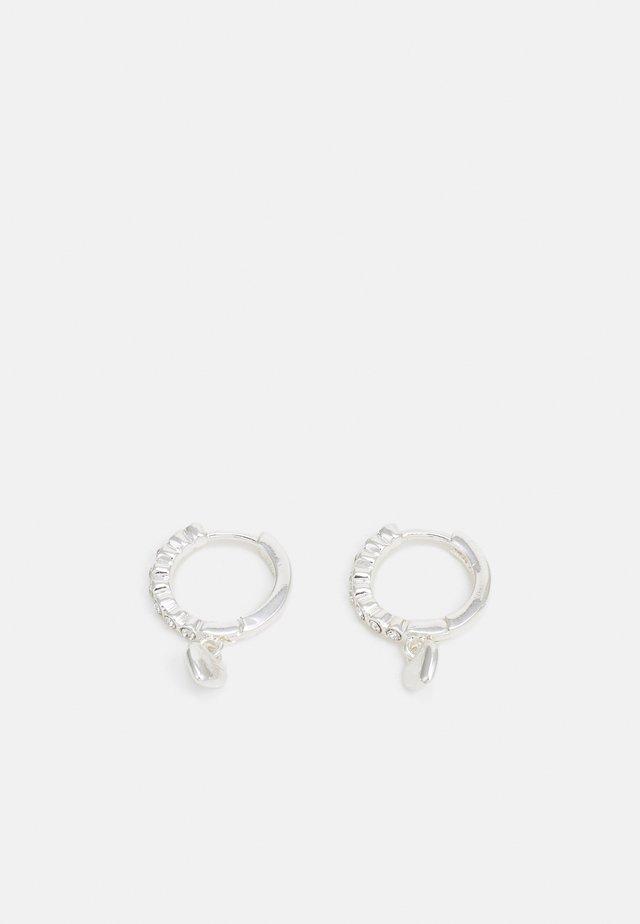 EARRINGS SOPHIA  - Korvakorut - silver-coloured