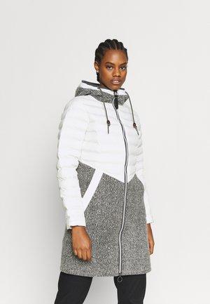 NOVARA - Winter coat - natural white
