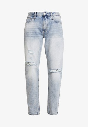 CKJ 061 MID RISE BOY - Relaxed fit jeans - mid blue