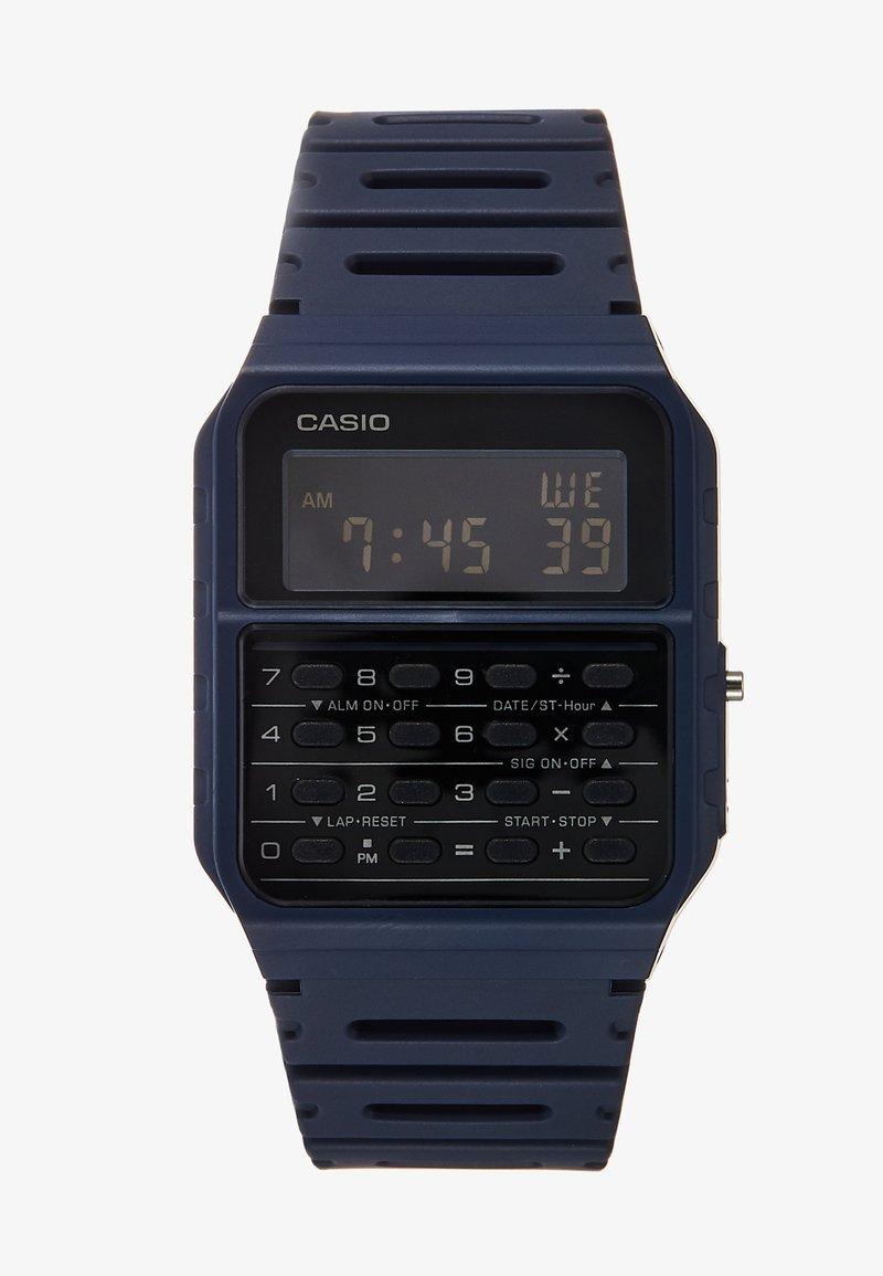 Casio - CA-53WF DIGITAL VINTAGE - Digitální hodinky - blue
