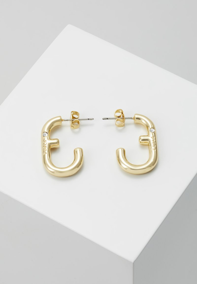 Furla - HOOP EARRING - Náušnice - gold-coloured