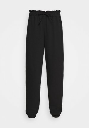 VMCARMEN PANT - Teplákové kalhoty - black