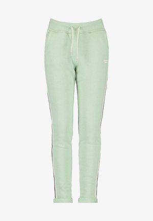 CELINA JR - Tracksuit bottoms - mint