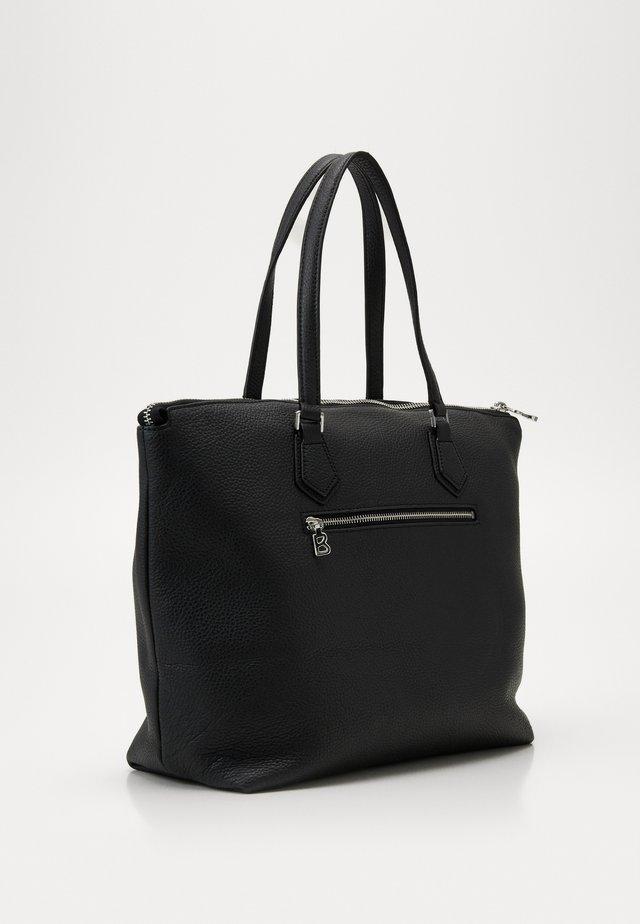SULDEN NELE - Tote bag - black