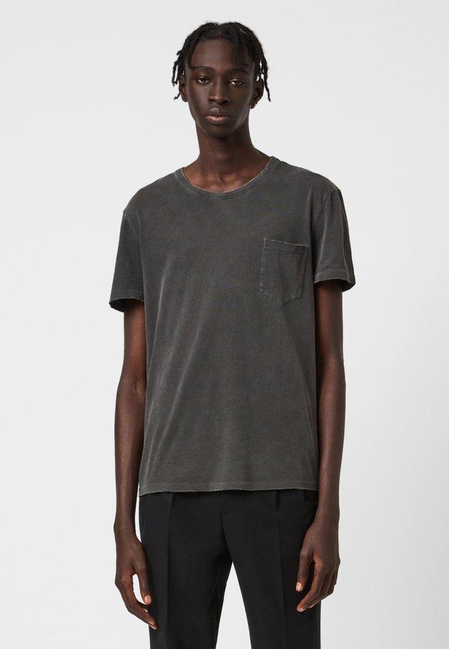 PILOT - T-shirt basique - black