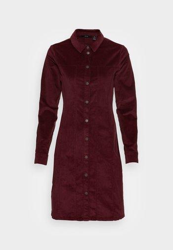 VMAVIIS STITCH  DRESS - Shirt dress - port royale