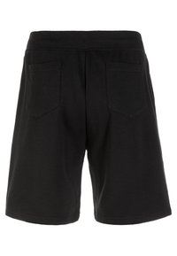 New Era - ESSENTIAL  - Shorts - black - 1