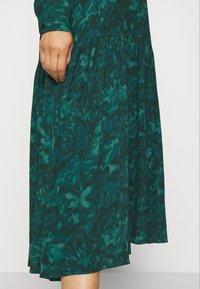 mbyM - BILJANA - A-snit nederdel/ A-formede nederdele - dark green - 4