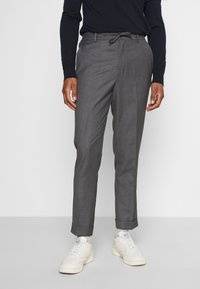 Isaac Dewhirst - UNSTRUCTURED DRAWCORD  - Completo - grey - 4