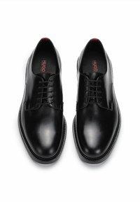 HUGO - Derbies & Richelieus - black - 4
