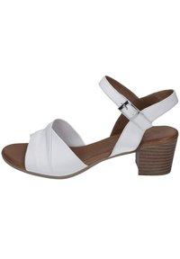Piazza - Sandals - weiß - 0