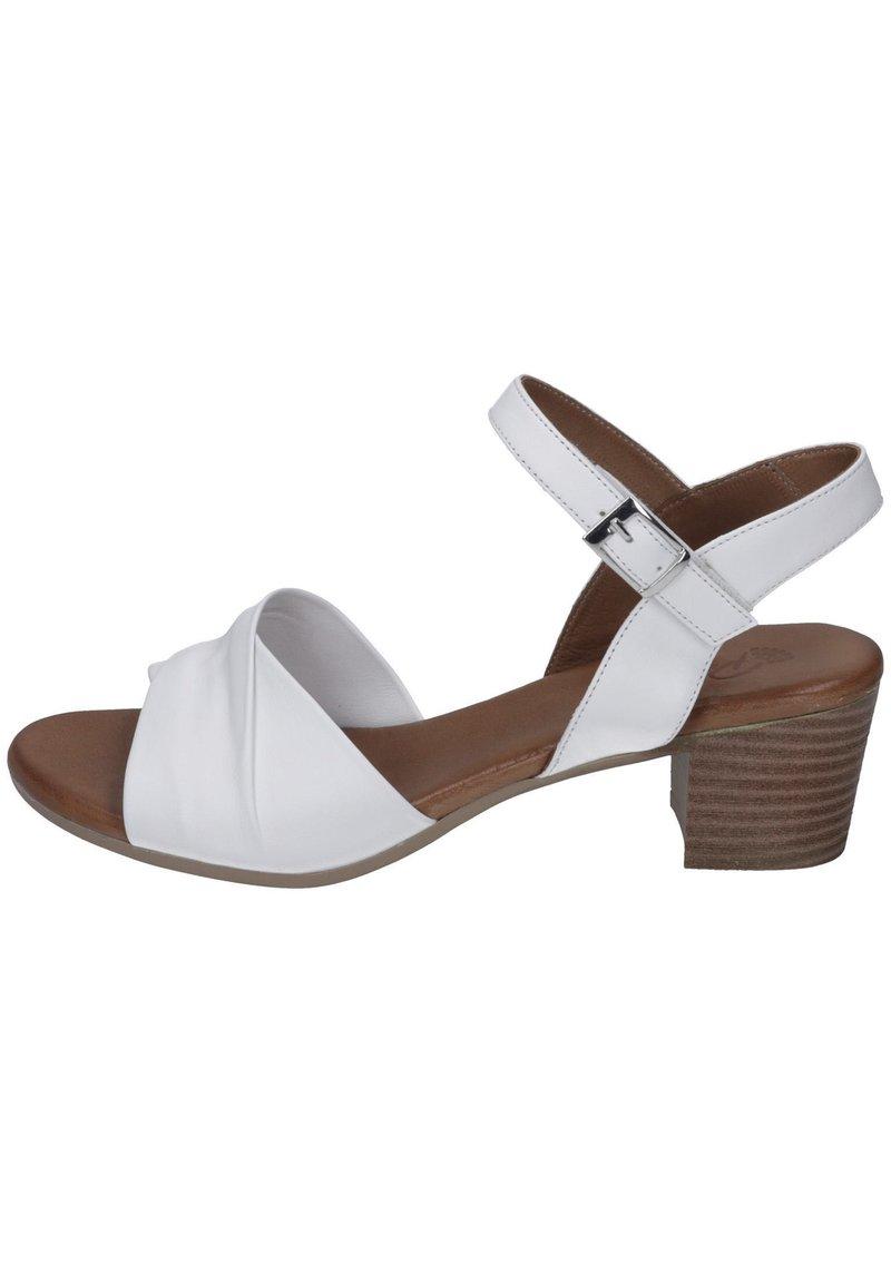 Piazza - Sandals - weiß