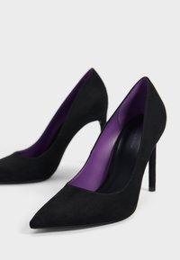 Bershka - High heels - black - 6